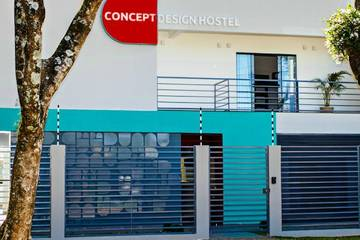 Concept Design Hostel & Suites