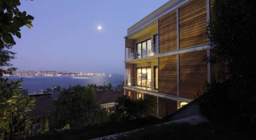 Deris Bosphorus Lodge Apartments